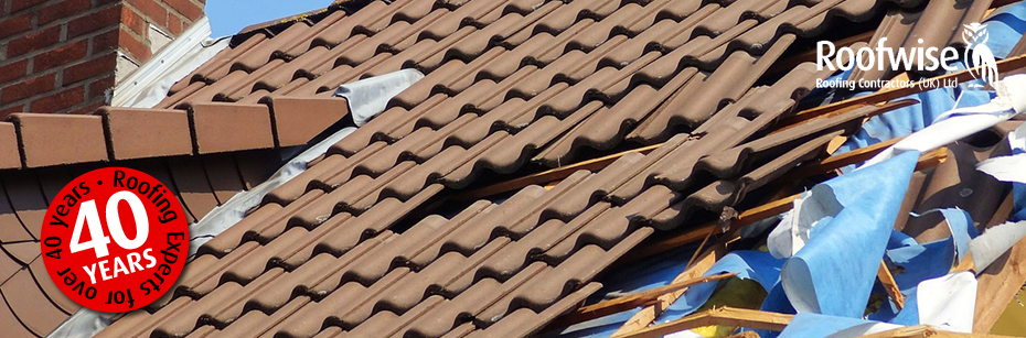Roof repairs in leicester