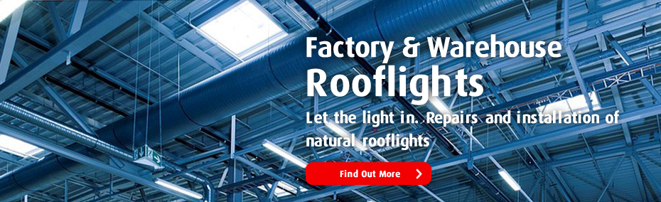industrial rooflight services
