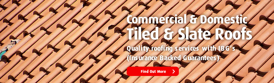 Titled roofing contractors