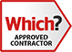 Which approaved roofers Logo